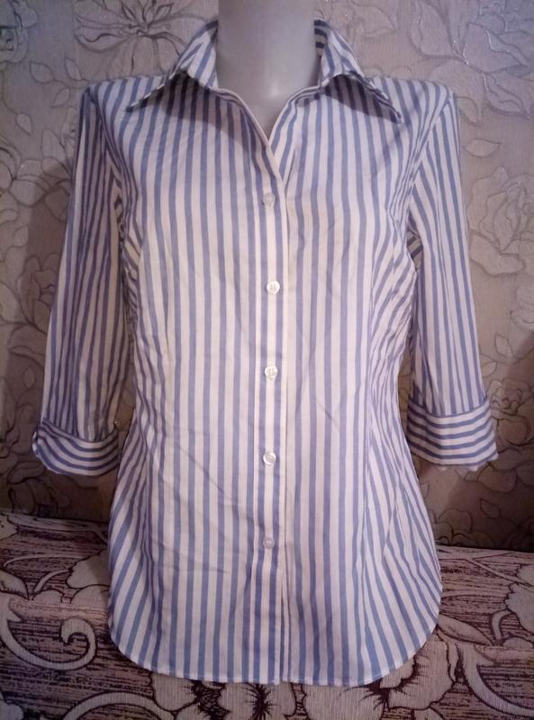 Рубашка блуза marks & spenser