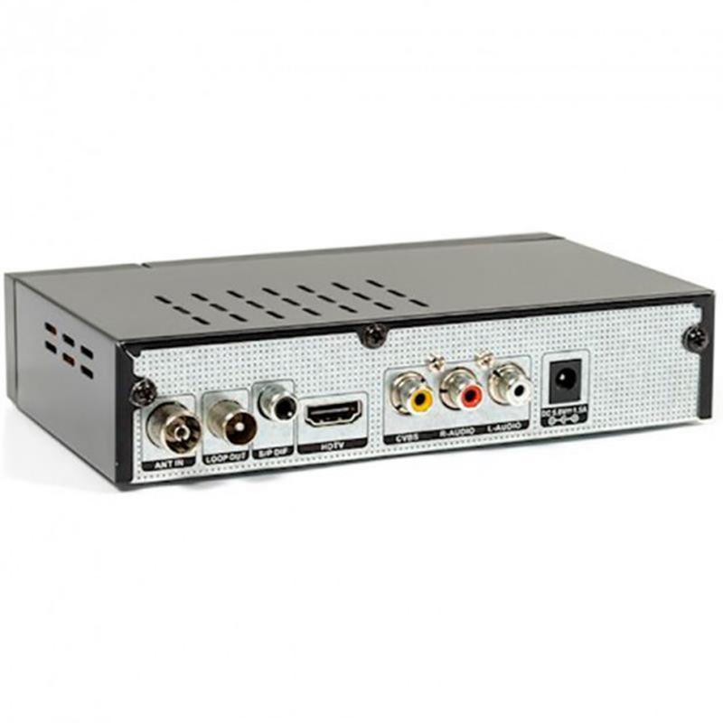 Тюнер-приставка, ресивер Romsat T 8020HD DVB-T2 цифровой ресивер - Фото 2