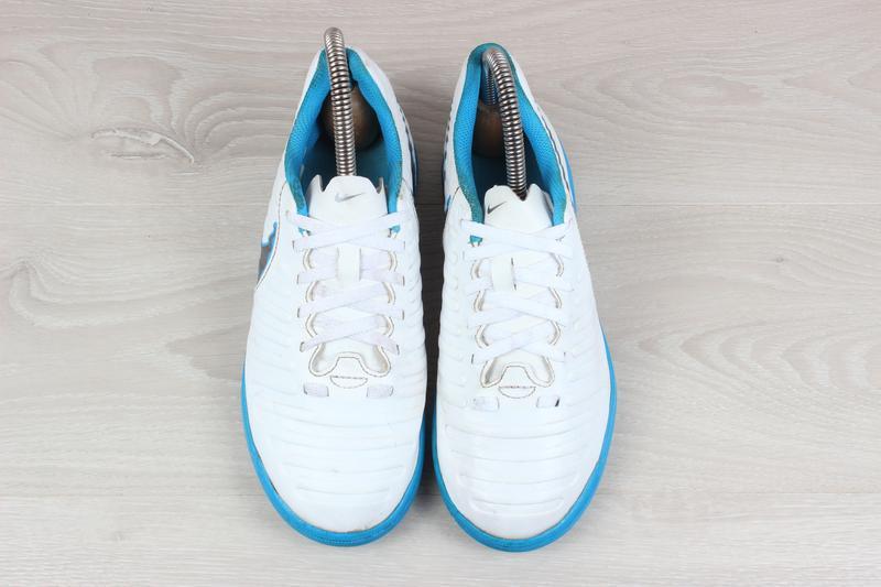 Футбольные кроссовки nike оригинал, размер 35 (футзалки, копоч... - Фото 2