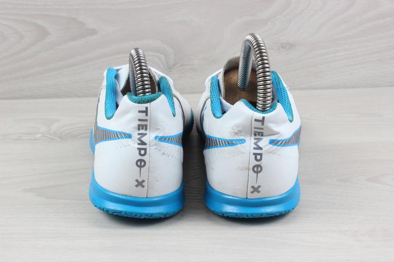 Футбольные кроссовки nike оригинал, размер 35 (футзалки, копоч... - Фото 5