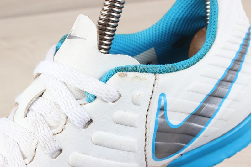 Футбольные кроссовки nike оригинал, размер 35 (футзалки, копоч... - Фото 6