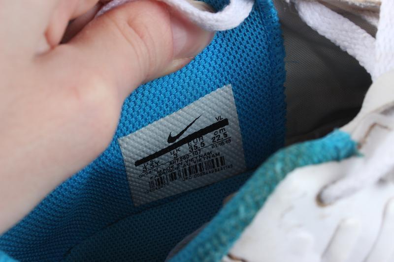 Футбольные кроссовки nike оригинал, размер 35 (футзалки, копоч... - Фото 8