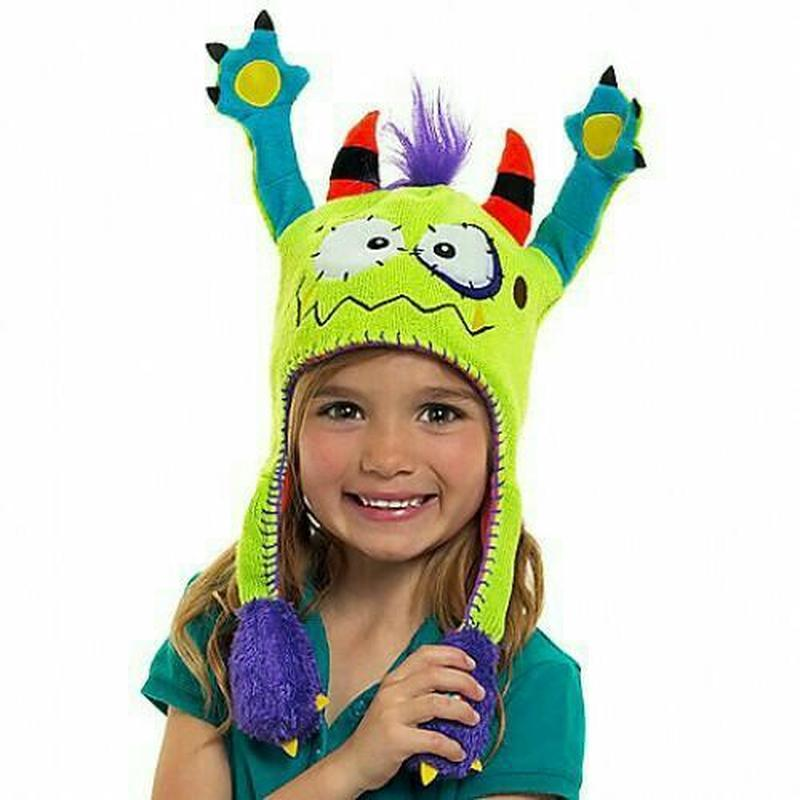 Крутая шапочка flipeez