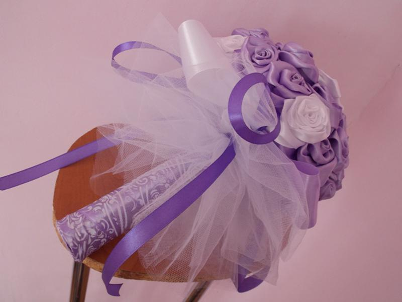 Букеты розы  ручной работы hand made - Фото 4