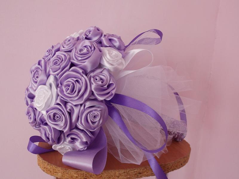 Букеты розы  ручной работы hand made - Фото 2