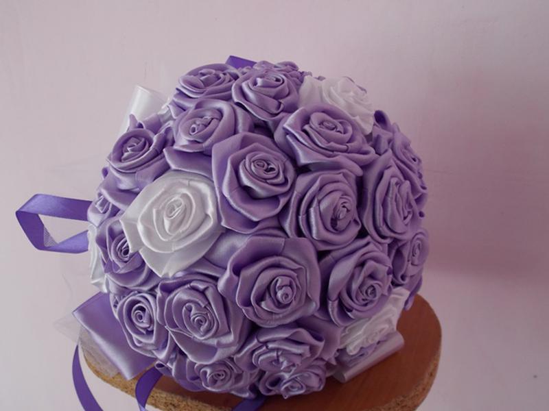 Букеты розы  ручной работы hand made - Фото 3