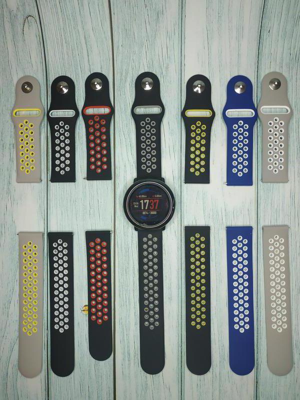 Ремешок(22) для часов Amazfit Pace,Stratos;Huawei Watch 2,2Pro,GT