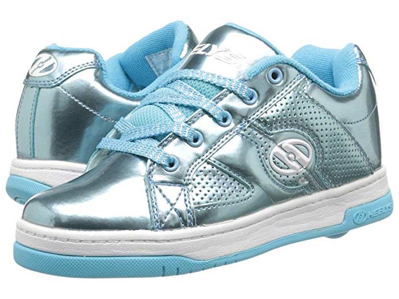 Яркие роликовые кроссовки heelys р.39