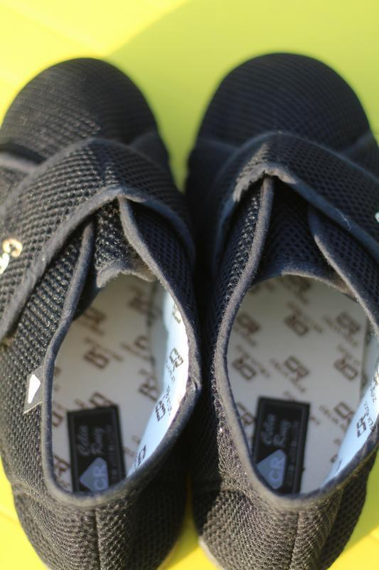 Тапочки, туфли ортопедические на широкую стопу celia ruiz  39 ... - Фото 2