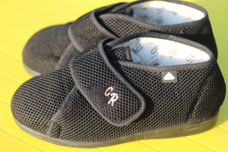 Тапочки, туфли ортопедические на широкую стопу celia ruiz  39 ... - Фото 4