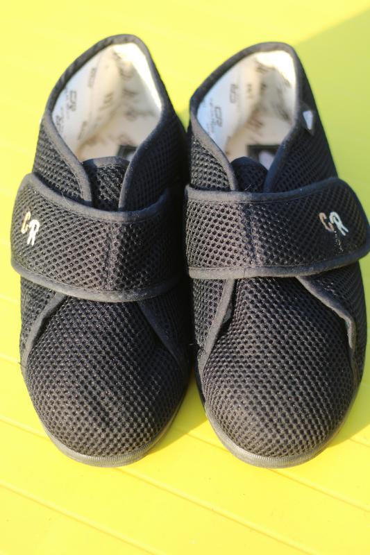 Тапочки, туфли ортопедические на широкую стопу celia ruiz  39 ... - Фото 5