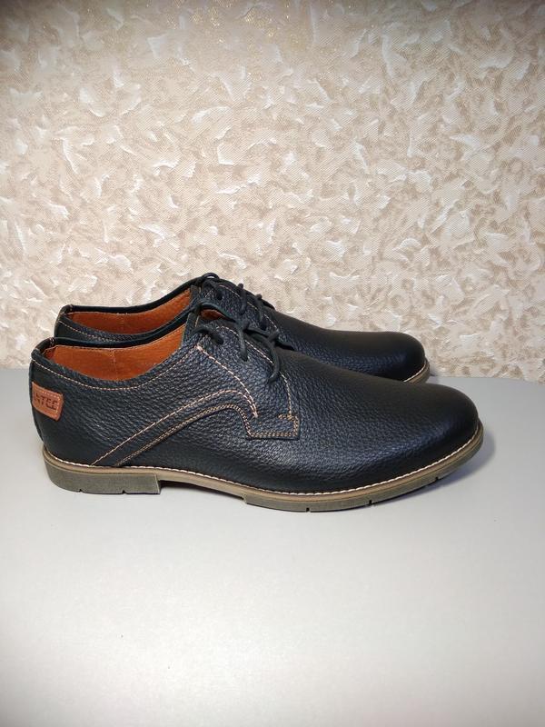 Мужские туфли - натуральная кожа! - Фото 2