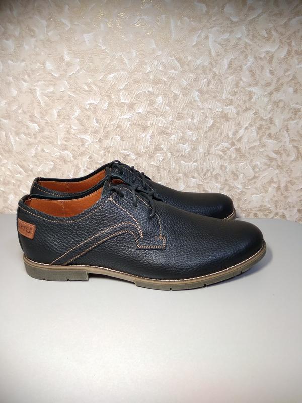 Мужские туфли - натуральная кожа! - Фото 3