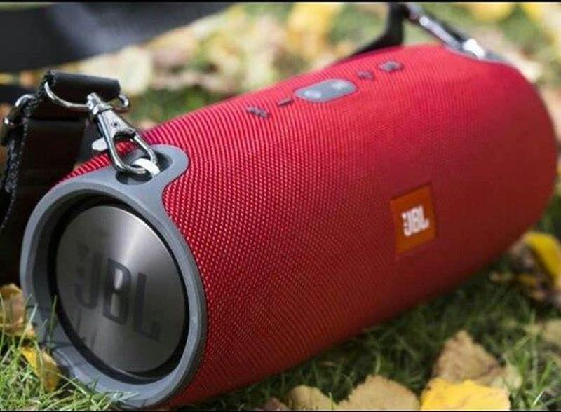 Портативная колонка JBL Extreme mini Bluetooth MP3 FM влагозащ... - Фото 4