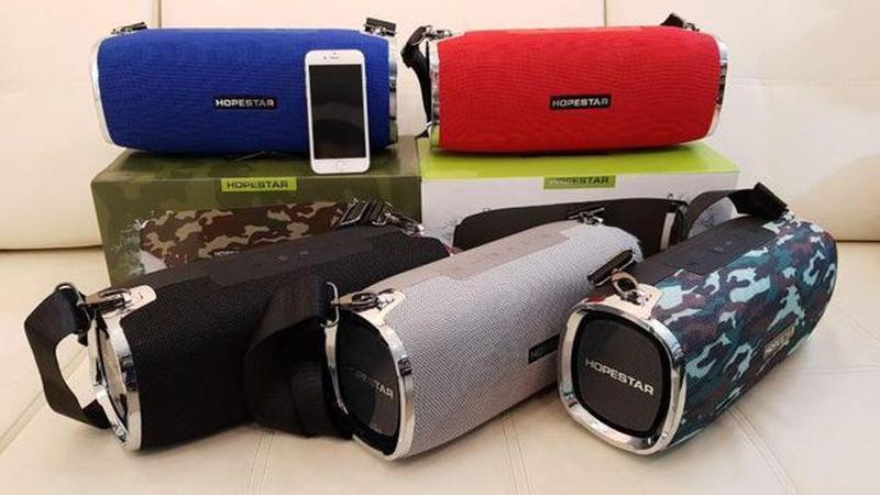 Hopestar A6 Портативная 35W Bluetooth колонка Original 6000mAh... - Фото 2