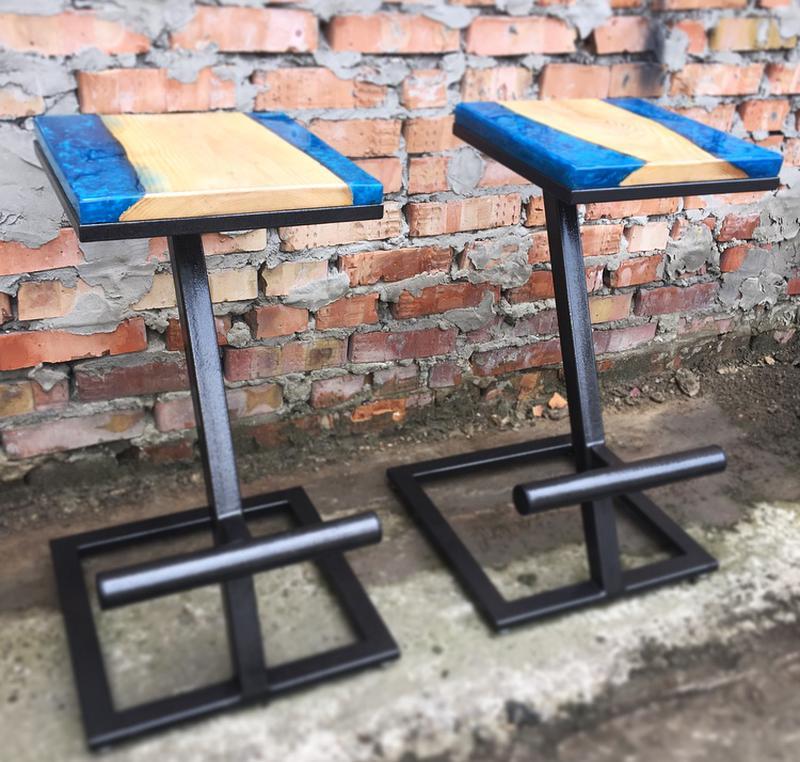 Стільці барні - Фото 3