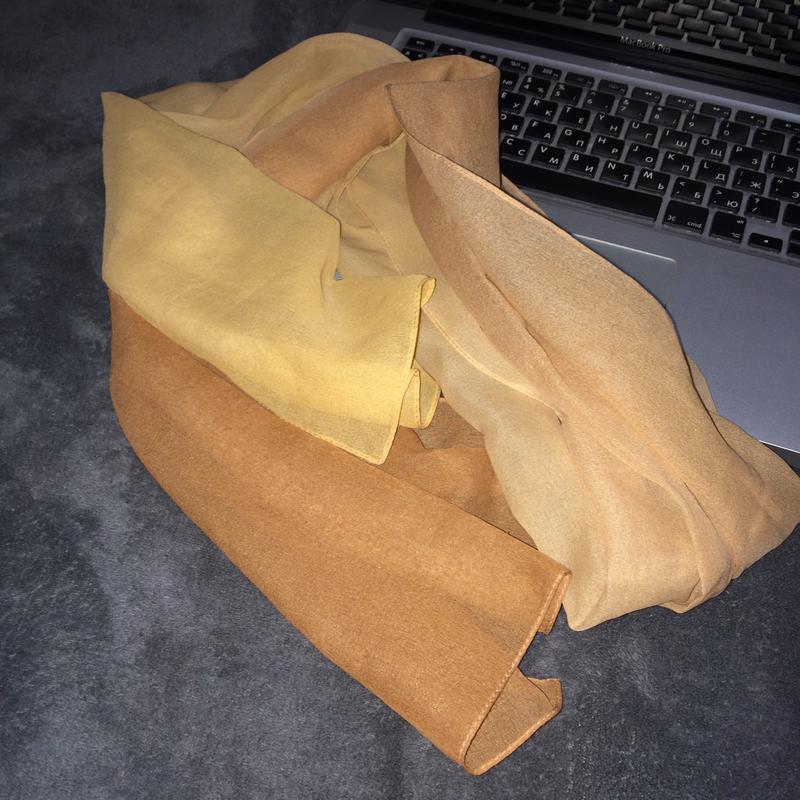 Шелковый платок italy 💔 - Фото 2