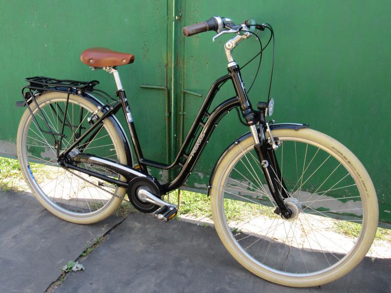 Велосипед Pegasus Premio NEXUS 8 Планетарка из Германии