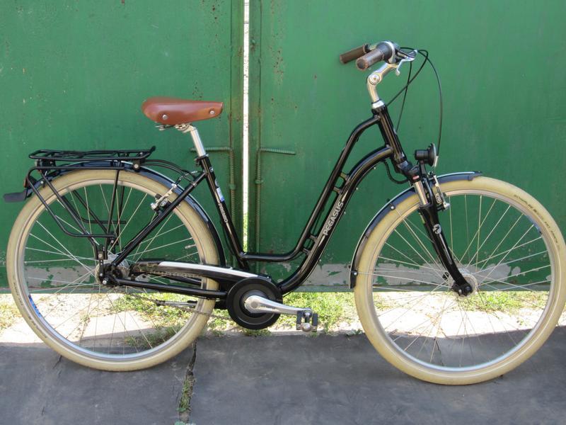 Велосипед Pegasus Premio NEXUS 8 Планетарка из Германии - Фото 2