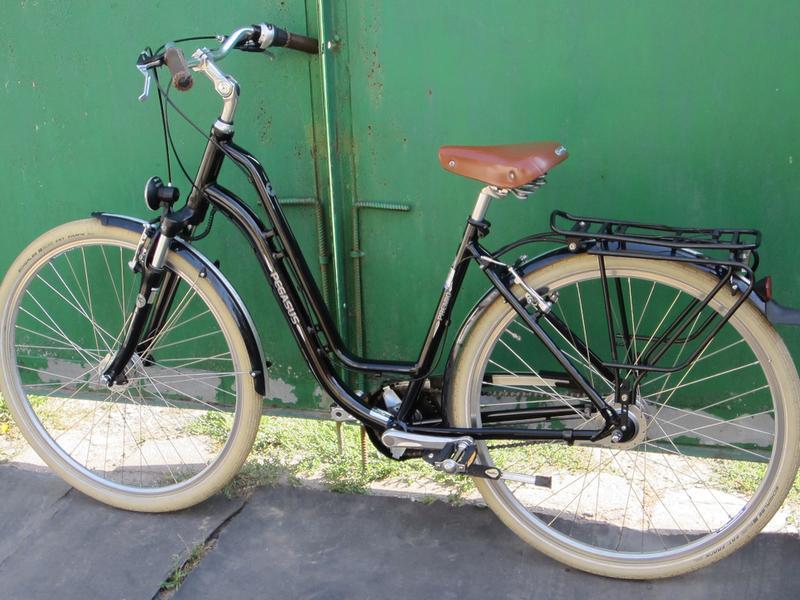 Велосипед Pegasus Premio NEXUS 8 Планетарка из Германии - Фото 4