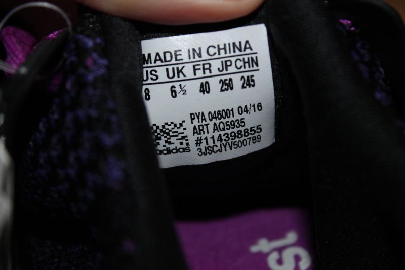 Кроссовки adidas originals ultra boost, 40 размер - Фото 2