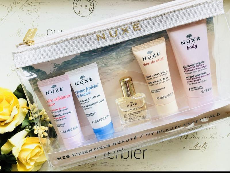 Nuxe косметика купить в нижнем новгороде косметика эйвон вредна