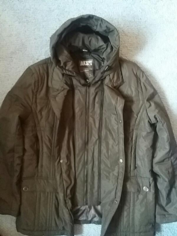 Куртка трансформер aikessasi - Фото 3