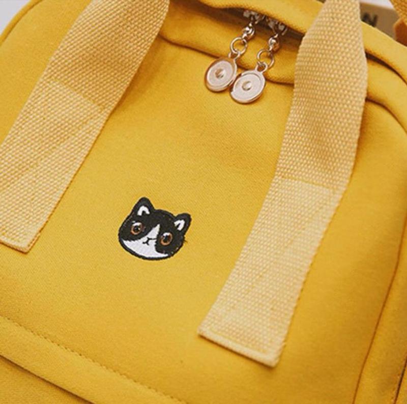 Яркий текстильный молодёжный тканевый рюкзак 🎒 - Фото 5