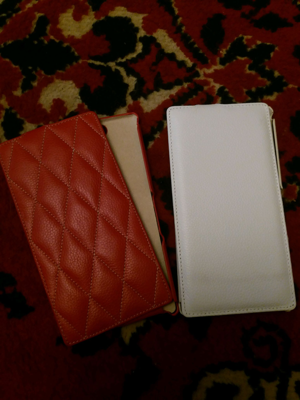 Чехол книжка Sony Xperia Z Ultra