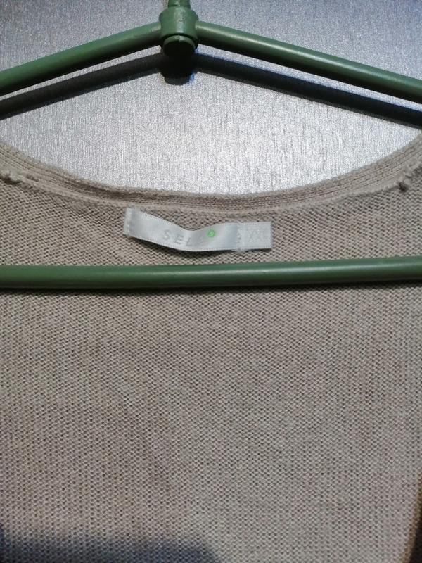 Кофта кардиган в идеальном состоянии - Фото 2