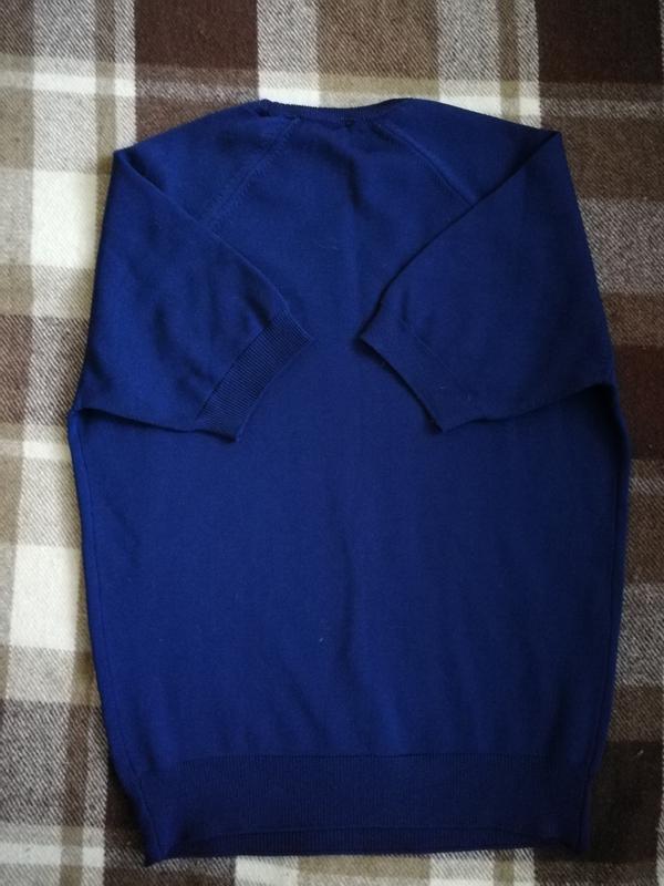 Базовая классическая футболка реглан - Фото 3