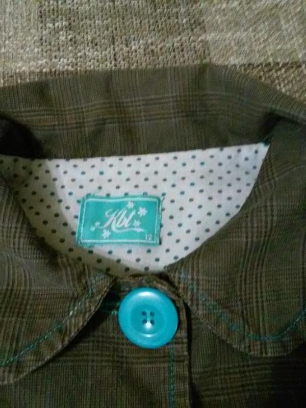 Куртка легкая - Фото 3