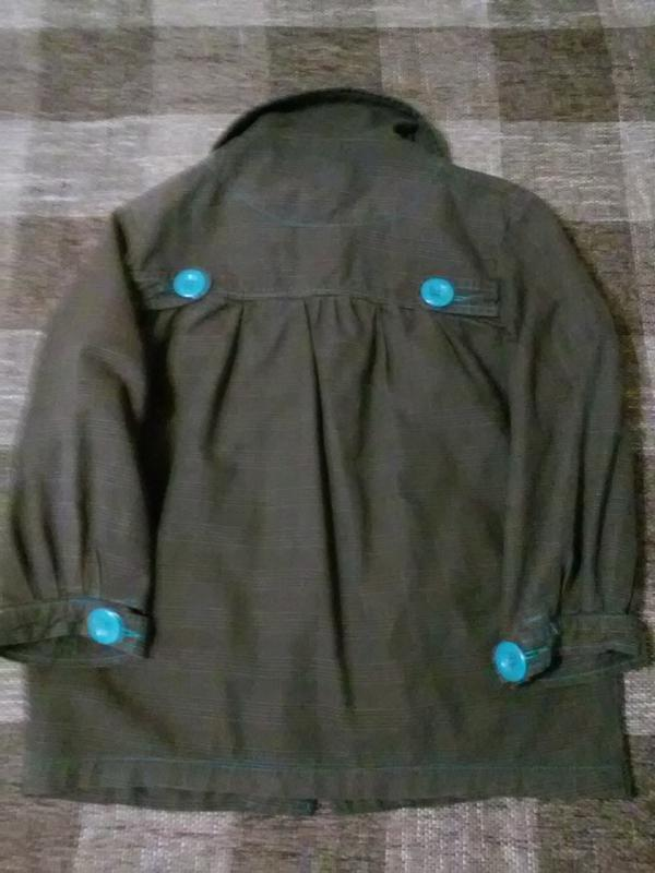 Куртка легкая - Фото 4