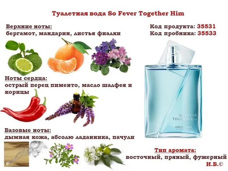 Туалетная вода So Fever Together Him [Соу Фивэ Тугезэ Хим]