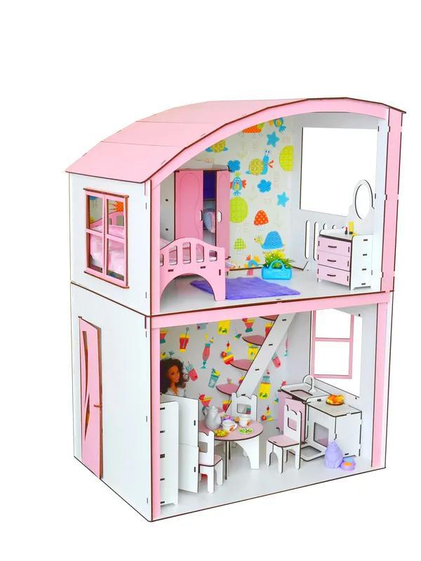 Кукольный домик УЮТНАЯ ВИЛЛА БАРБИ