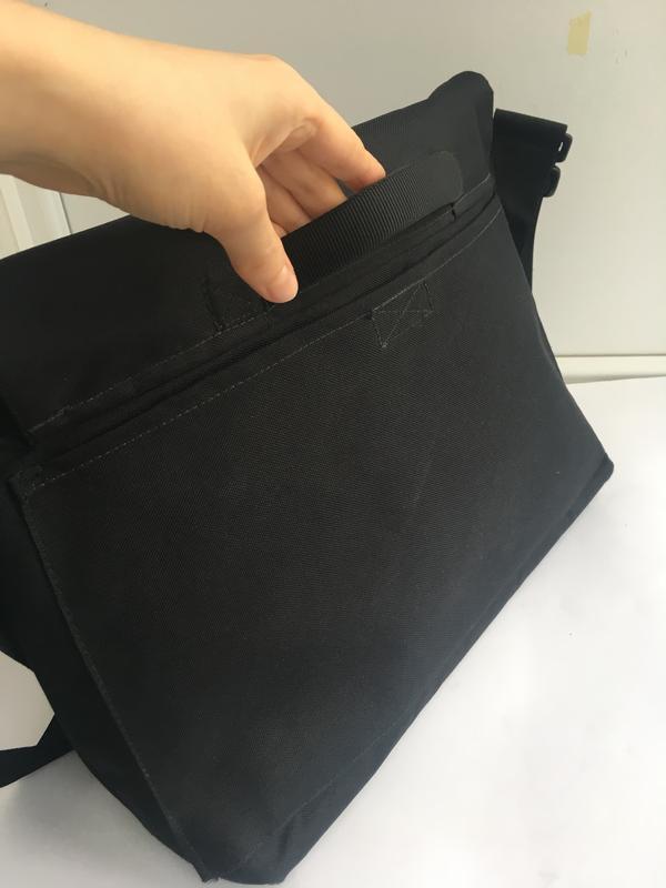 Большая спортивная сумка планшет для ноут бука nike - Фото 4