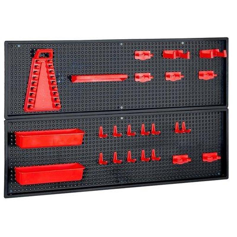 Панель перфорированная для инструмента(500х780х90)+аксессуары - Фото 4