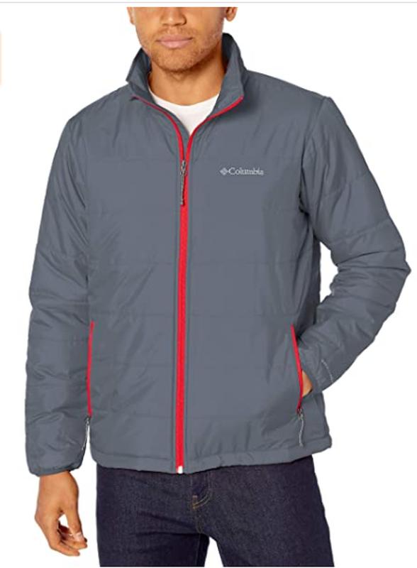 Куртка мужская columbia omni-heat jacket. коламбия оригинал - Фото 4