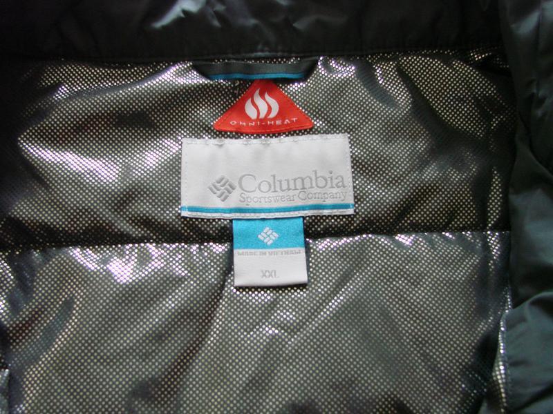 Куртка мужская columbia omni-heat jacket. коламбия оригинал - Фото 5