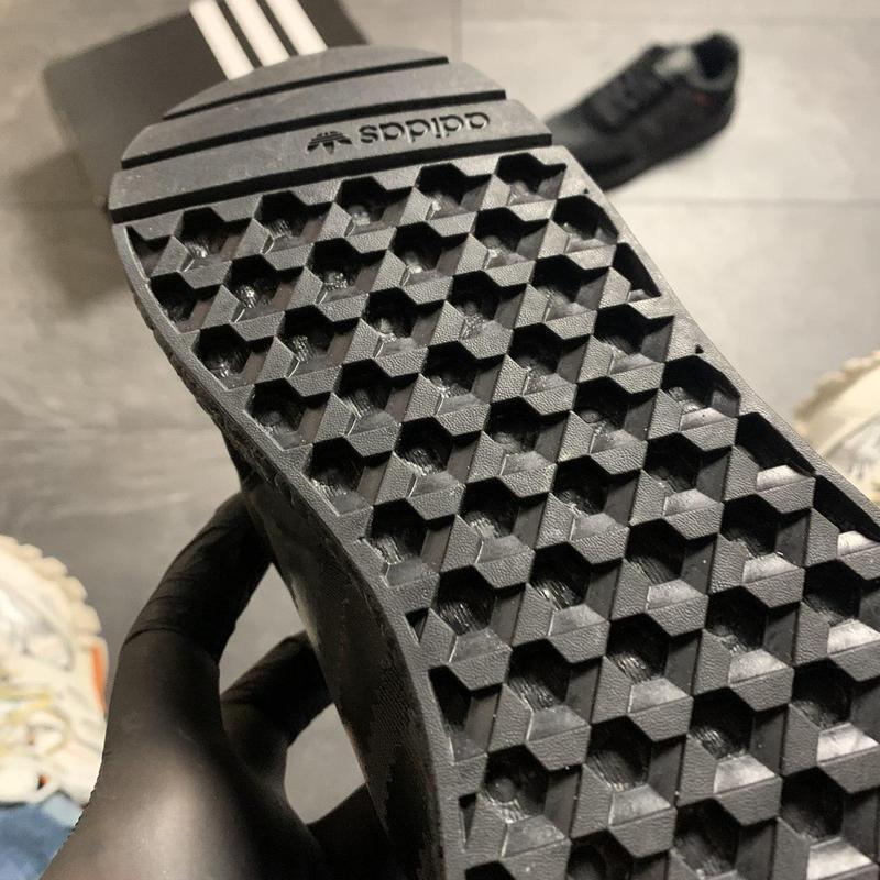 Adidas iniki full black - Фото 8