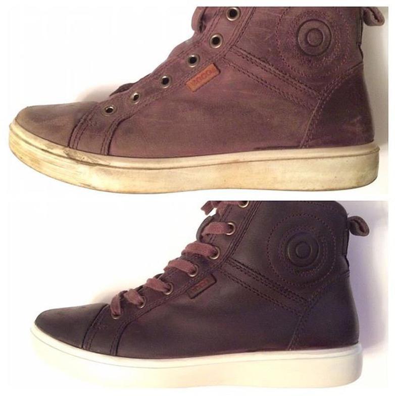 Покраска обуви, Чистка изделий из кожи и замши. Куртки, Сумки, Об - Фото 2