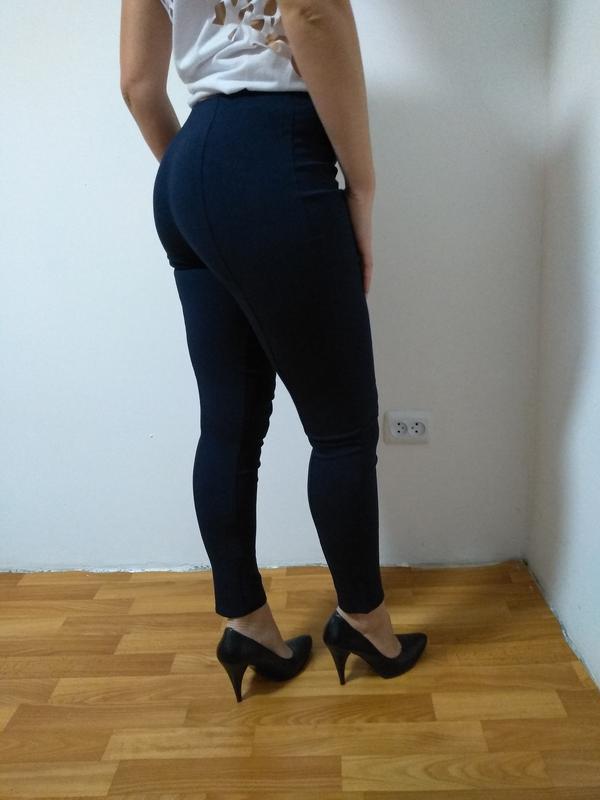 Стильные брюки скини раз.s - Фото 4
