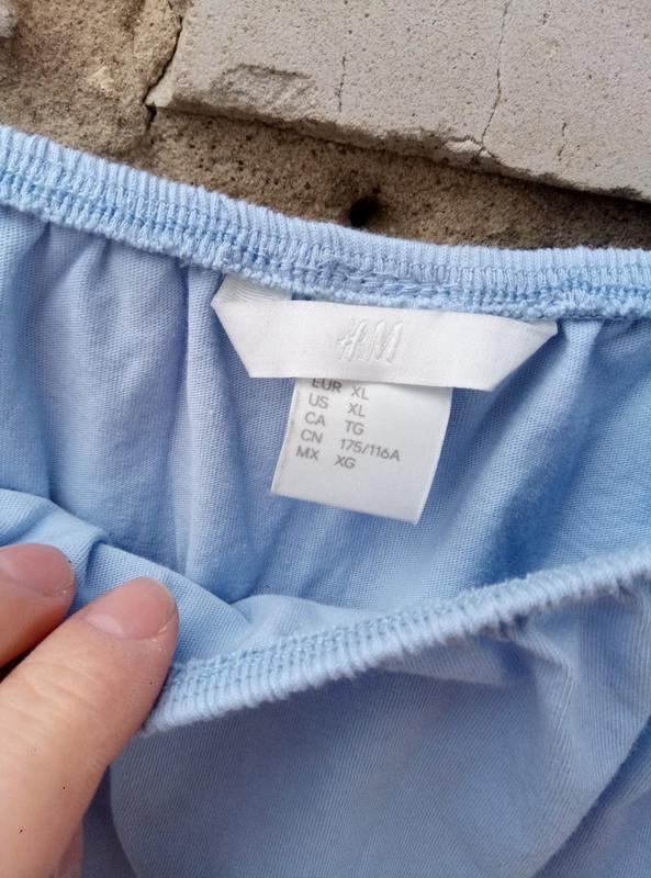 Коттоновая блуза с открытыми плечами с вышивкой на рукавах раз... - Фото 5