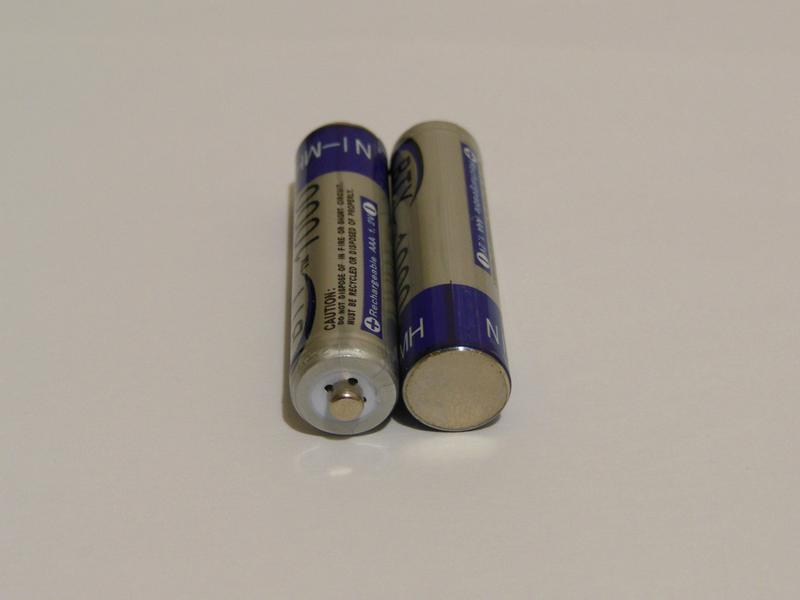 Аккумулятор батарейка BTY aaa 1000mah 1.2v 1шт. - Фото 2