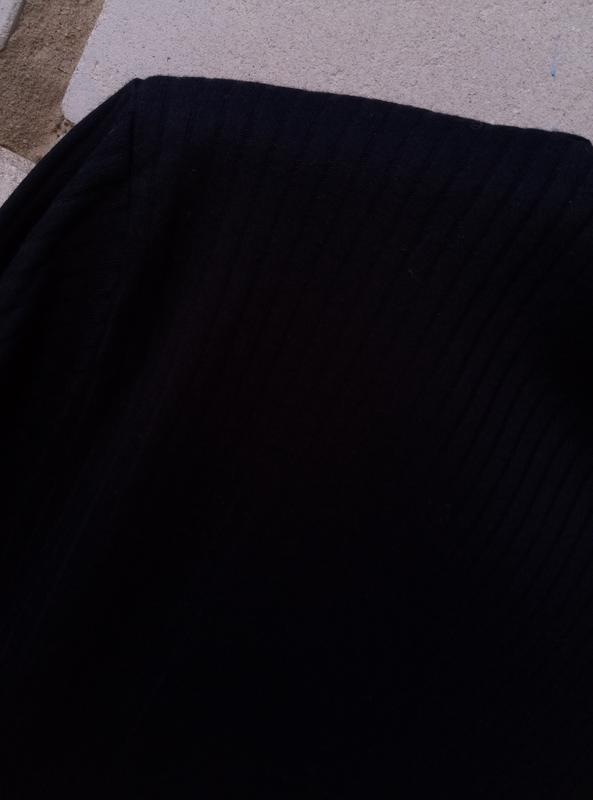 Шикарный базовый  гольф в рубчик раз. м-l - Фото 4