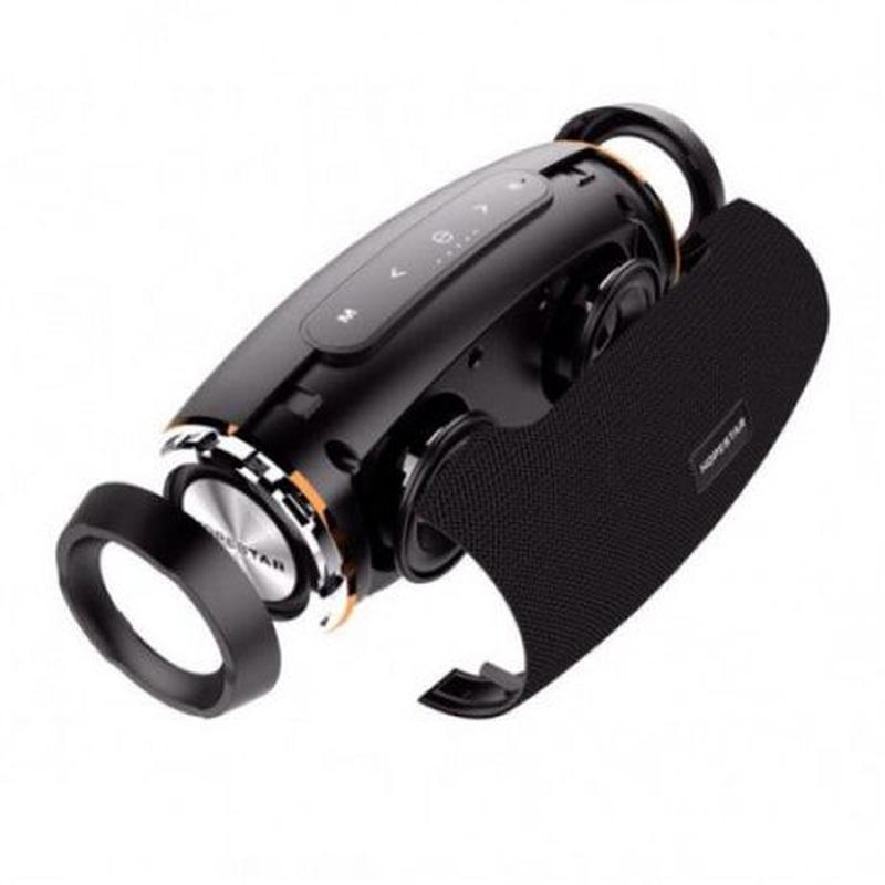 Беспроводная мощная портативная Bluetooth колонка Hopestar H27... - Фото 4