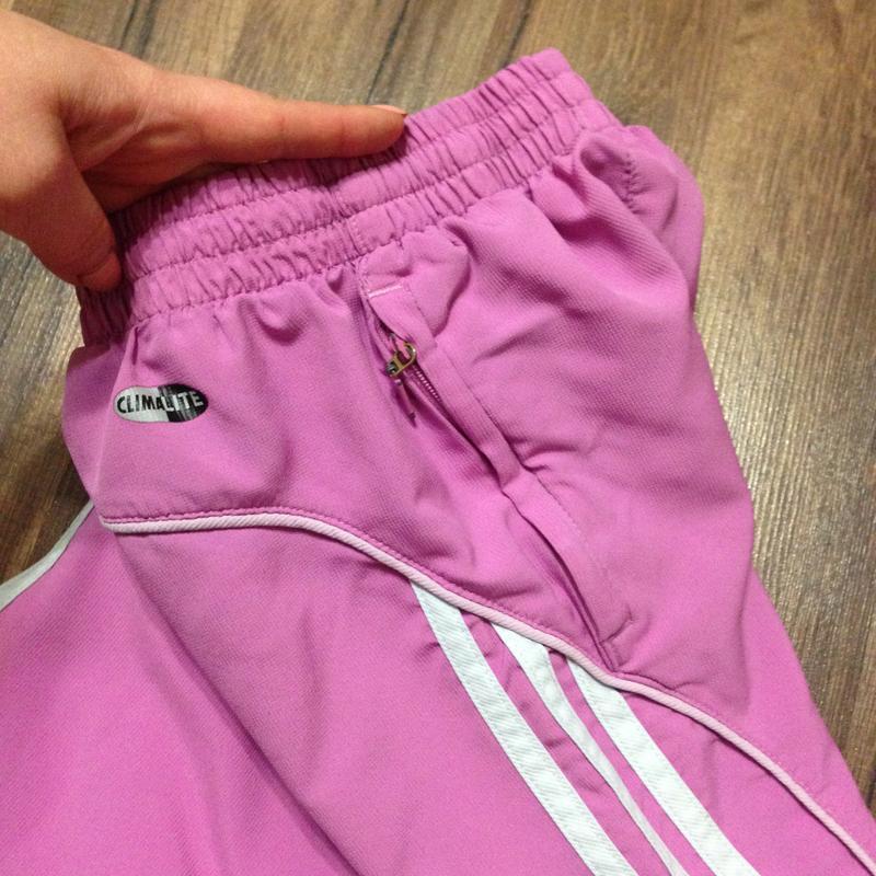 Штаны спорт adidas climalite,р.116-122,оригинал - Фото 3