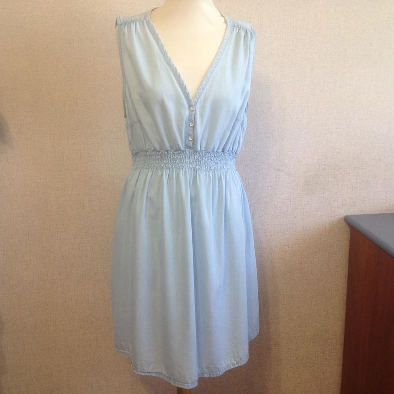 Сарафан-платье жен. h&m,р.l-xl