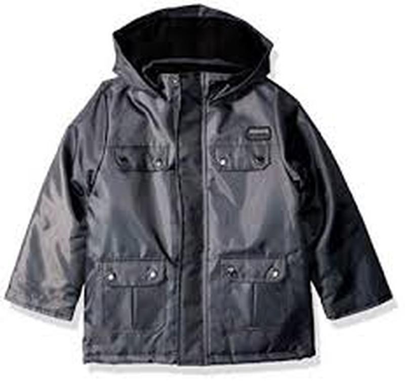 Куртка парка для мальчика ixtreme boys. размеры на 5, 6-7, 8-1...
