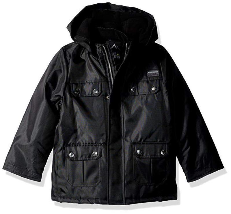 Куртка парка для мальчика ixtreme boys. размеры на 5, 6, 7, 8-...
